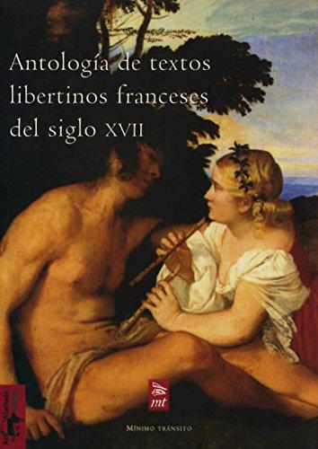 Antología de textos libertinos franceses del siglo XVII (Márgenes)