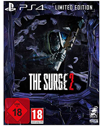 The Surge 2 - Limited  Edition - PlayStation 4 [Edizione: Germania]