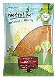 Food to Live semi di senape gialla (Kosher) - 4.5 Kg