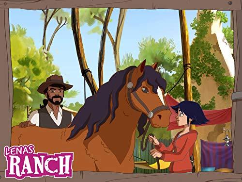 Lenas Ranch: Marcel und Piro -