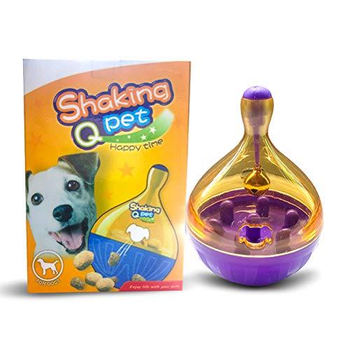 Juguetes interactivos para perros - perros que distribuye...