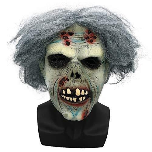 QTDH Neuheit Vampire Aliens Masken - Halloween Maske - Cosplay Kostüm Maske - Party Rave Maske - Erwachsene Und (Komplette Alien Kinder Kostüm)
