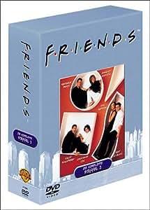 friends die komplette staffel 2 4 dvds. Black Bedroom Furniture Sets. Home Design Ideas