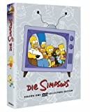 DVD Cover 'Die Simpsons - Die komplette Season 1 (Collector's Edition, 3 DVDs)