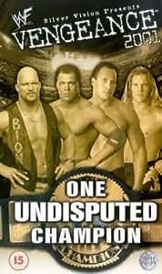 WWF: Vengeance 2001 [VHS]