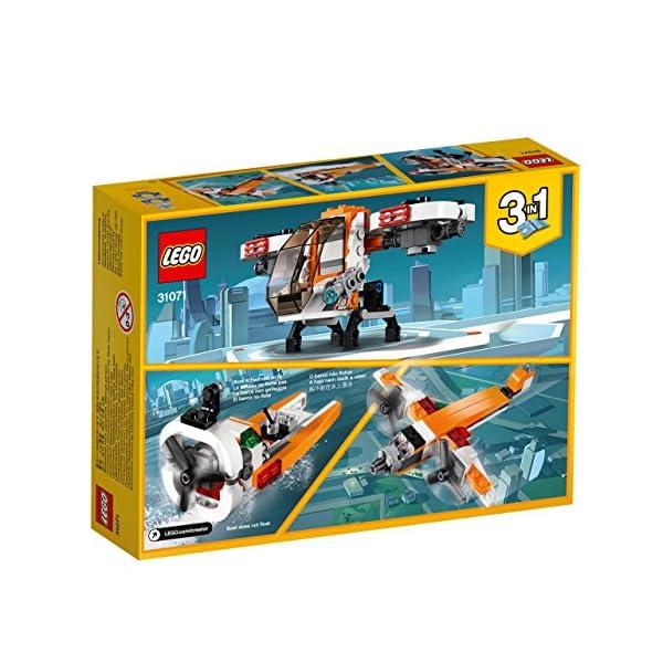 LEGO-Creator-Drone-Esploratore-31071