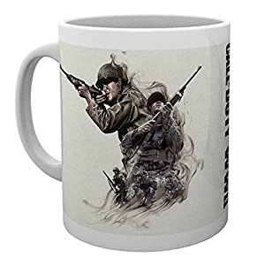 Call of Duty – WWII Smoke Tasse