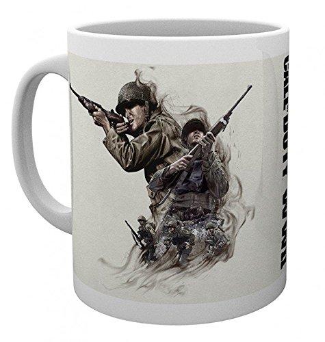 Call of Duty – WWII Smoke Tasse