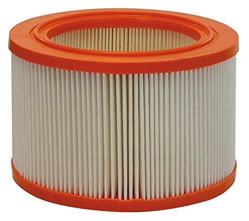 Rundfaltenfilter passend für Nilfisk Alto 302000658, Protool 625372, Papier, Staubklasse H -