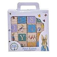 Rainbow Designs - Peter Rabbit - ABC Wooden Blocks