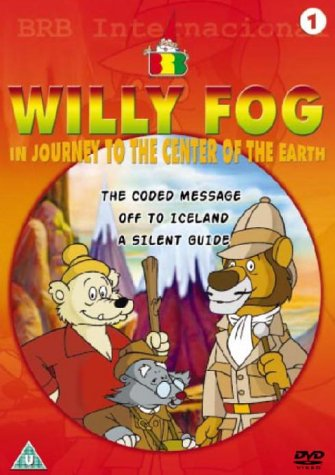 Willy Fog In Journey To The Centre Of The Earth - Vol. 1