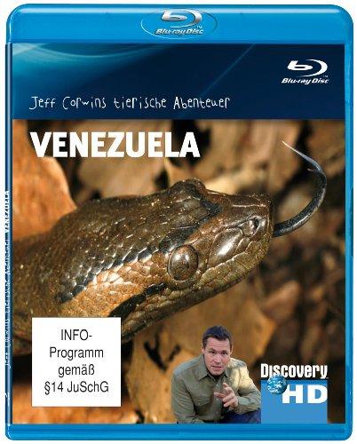 Discovery HD: Jeff Corwin Abenteuer in Venezuela [Blu-ray]