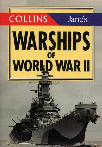 Jane's Warships of World War II (Collins Gem) (Collins Gems)