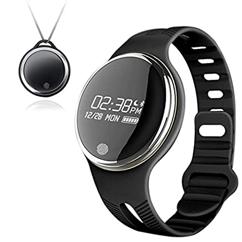 Smart Armband Uhr - Kingwo SmartWatch IP67 Wasserdichte Bluetooth Smart Armbanduhr Sport Gesunde Pedometer Sleep Monitor (Unlocked Gsm-bluetooth-kamera-telefon)