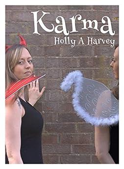 Karma by [Harvey, Holly A]