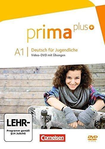 prima plus / A1: zu Band 1 und 2 - Video-DVD mit Übungen