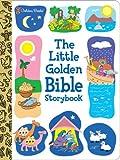 LITTLE GOLDEN BIBLE STORYBOOK (Padded Board Book)