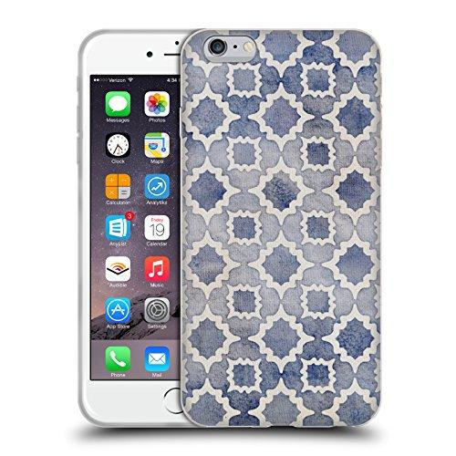 Offizielle Micklyn Le Feuvre Erschöpft und Blass Marocco Soft Gel Hülle für Apple iPhone 6 Plus / 6s Plus