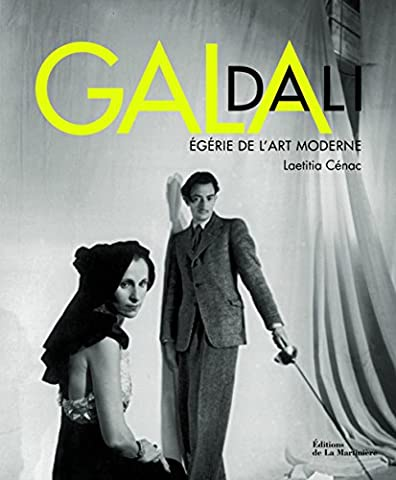 Gala Dali. Egérie de l
