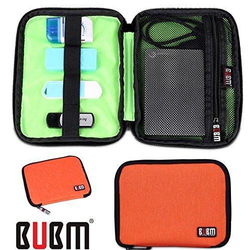 Taglia XS BUBM - Custodia impermeabile per Geocaching Tools con cerniera borsa da viaggio cavo cosmetici, cellulare, per elettronica, giochi,
