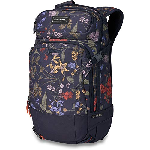 Dakine Damen Rucksack Heli Pro 20L, Botanics Pet (Blau) - 10001480-BOTANICSPT-One Size -