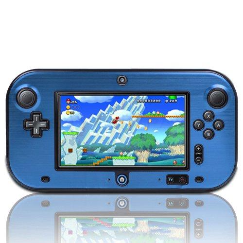 tnp-wii-u-gamepad-case-blue-plastic-aluminium-full-body-protective-snap-on-hard-shell-skin-case-cove