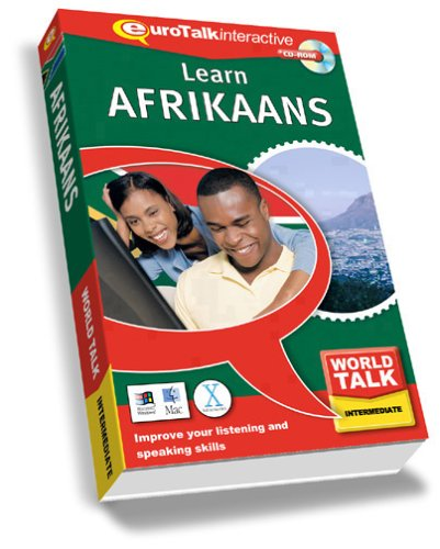 World Talk Afrikaans: Improve Your Listening and Speaking Skills - Intermediate (PC/Mac)
