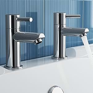 Bathroom Bath Taps Peg Style Design
