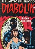 DIABOLIK (5): Il genio del delitto (Italian Edition)