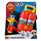 Simba 109252126 - Feuerwehrmann Sam Tankrucks...Vergleich
