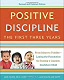 The celebrated Positive Discipline brand of parenting books presents the revised and updated third edition of their readable and practical guide to communicating boundaries to very young children and solving early discipline problems to set childr...