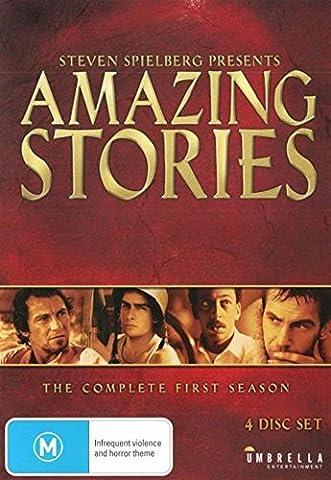 Histoires Fantastiques / Amazing Stories (Complete Season 1) - 4-DVD Set ( Steven Spielberg Presents Amazing Stories (Season One) ) [ Origine Australien, Sans Langue Francaise ]