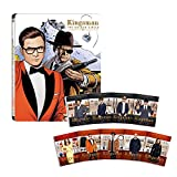 Geek Mix Kingsman: Il Cerchio d'Oro (Steelbook + Cards)