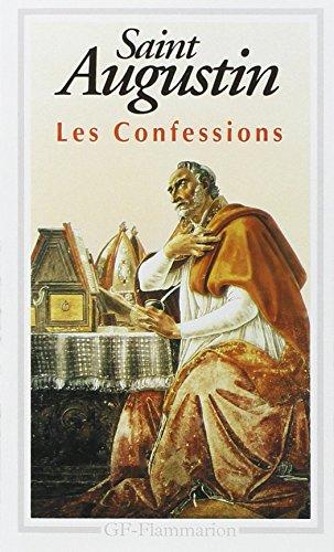 Les Confessions par Saint Augustin