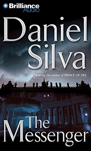 The Messenger (Gabriel Allon Series) by Daniel Silva,Christopher Lane