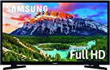 Samsung Full HD 2019 40N5300 - Smart TV Serie N5300 de 40' con Resolución Full HD, Mega Contast, PurColor, Micro Dimming Pro, Apps en Exclusiva, Color Negro