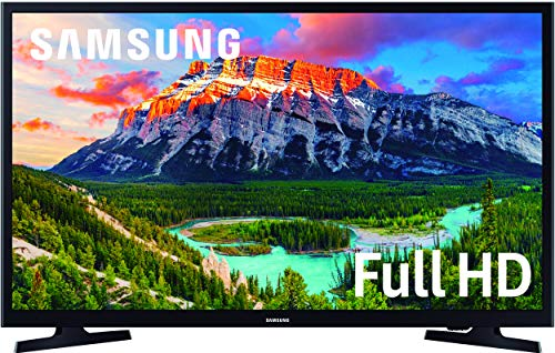 "Samsung Full HD 2019 40N5300 - Smart TV Serie N5300 de 40"" con Resolución Full HD, Mega Contast, PurColor, Micro Dimming Pro, Apps en Exclusiva, Color Negro"