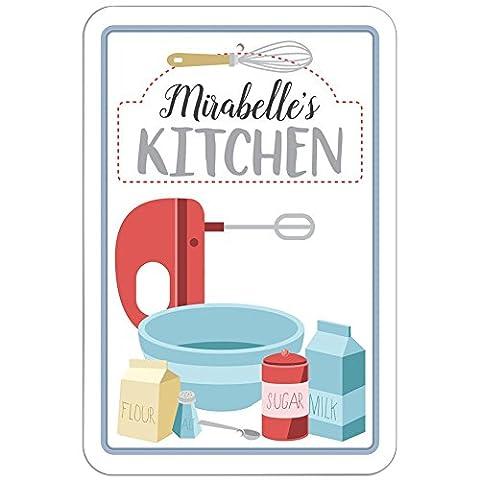 Mirabelle's Kitchen Sign - 12