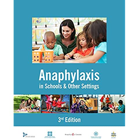 Anaphylaxis in Schools & Other Settings, 3rd Edition (English