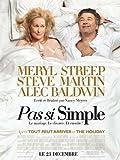 Pas Si Simple [Blu-ray] [Import belge]