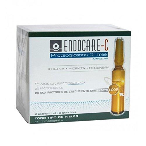 Endocare C Proteoglicanos Oil Free 30 ampollas x 2ml
