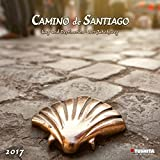 Camino de Santiago 2017: Kalender 2017 (Mindful Edition)