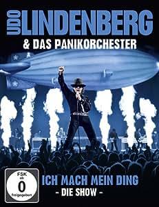 Udo Lindenberg & Das Panikorchester - Ich mach mein Ding - Die Show (2CDs + 2DVDs)