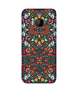 Paint Garden Htc One M9+ Case