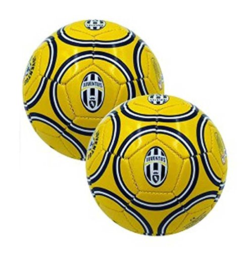 FC Juventus Proben Mini Ball Kollektion Yellow 15 cm mb-01.JV (Nemesis Hosen)
