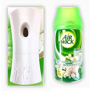 Air Wick Spray Elektrisches Starter Set inkl Duftspray ( Jasmin und weiße Blüten )