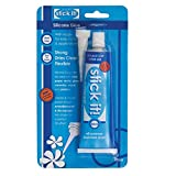Unbekannt Stick it Silikon-Kleber, 80 ml, transparent