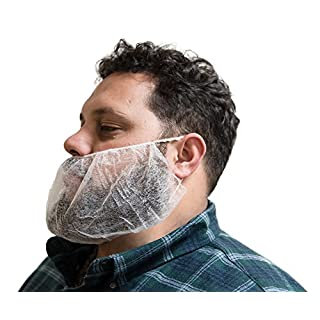 Ammex BR Beard Cover, BR1 (Case of 1000)