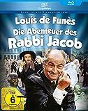 Die Abenteuer des Rabbi Jacob - mit Louis de Funès (Filmjuwelen) [Blu-ray] -