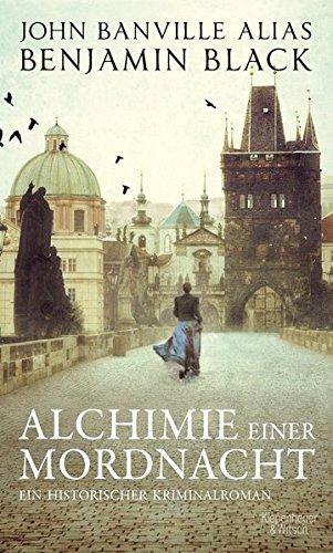 Buchseite und Rezensionen zu 'Alchimie einer Mordnacht' von Benjamin Black